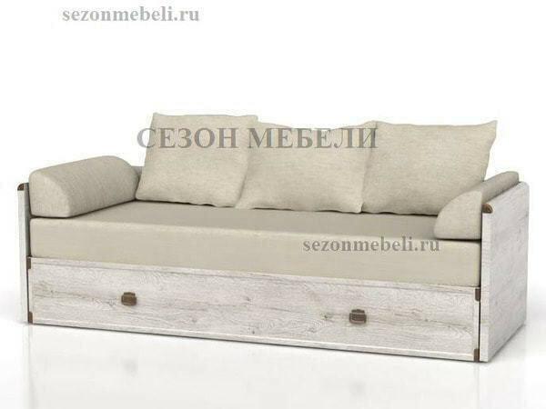 Кровать раздвижная Индиана JLOZ 80/160 сосна каньйон