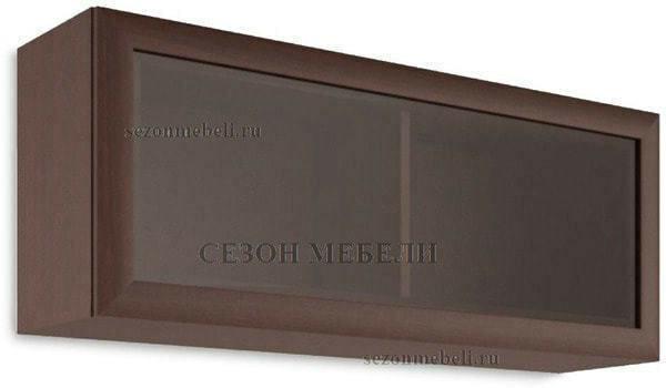 Шкаф навесной Коен SFW1W/103 венге магия (фото)