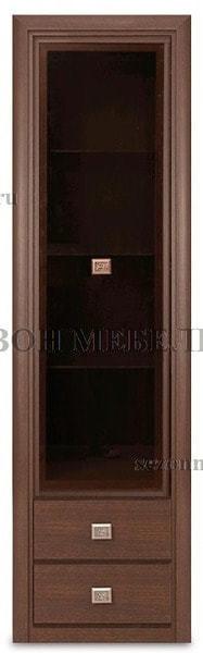 Витрина 1-дверная Коен REG1W2S венге магия (фото)