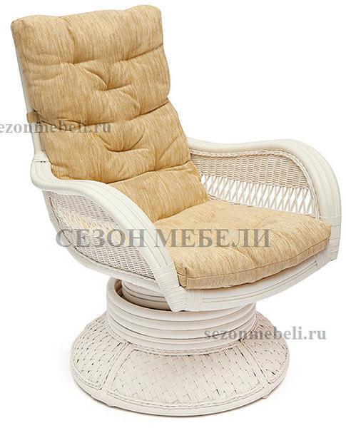Кресло-качалка Andrea Relax Medium White (Андреа Релакс Медиум) (фото)