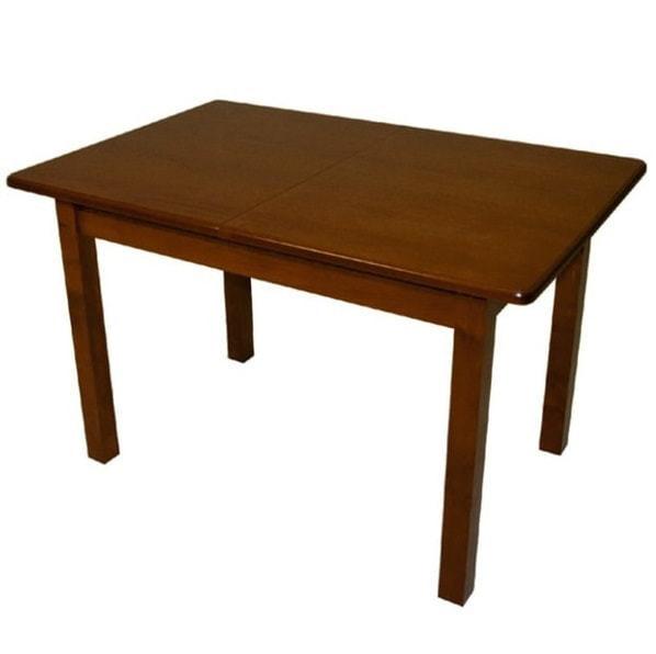 Стол обеденный прямоугольный ВМ20 (коньяк) (фото)