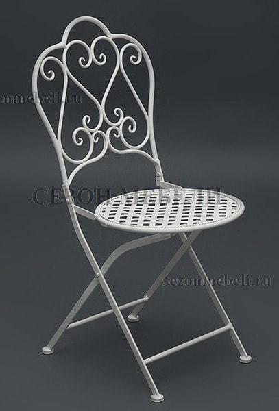 Стул складной Secret De Maison Love Chair белый (фото)