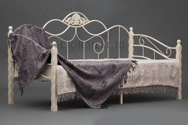Кровать - софа Canzona (Канцона) white (фото)