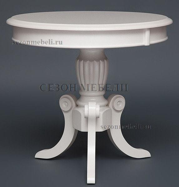 Столик журнальный Moon ( MO-ET) Ivory white (фото)