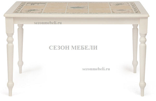 Стол с плиткой CT 3349 (Прованс) (фото)