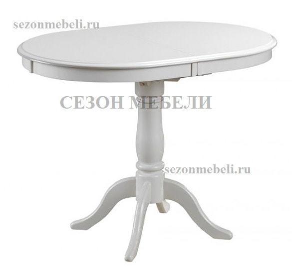 Стол Solerno (ME-T4EX) Pure white (фото)