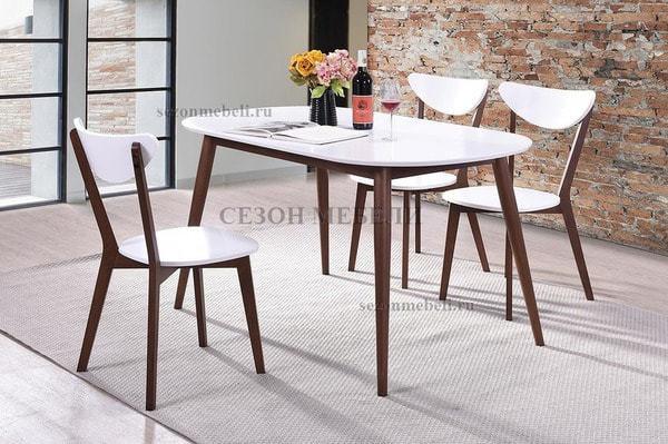 Обеденная группа (стол Max и стулья Maxi) (фото)