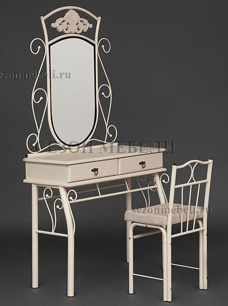 Туалетный столик Canzona (Канцона) white (фото)