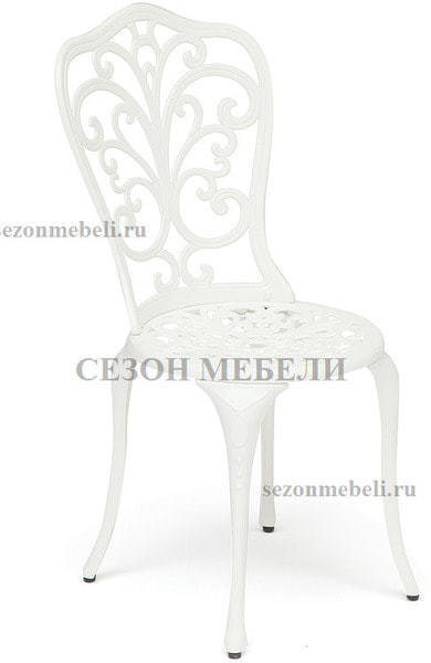 Стул Secret De Maison Mozart (Моцарт) белый (фото)