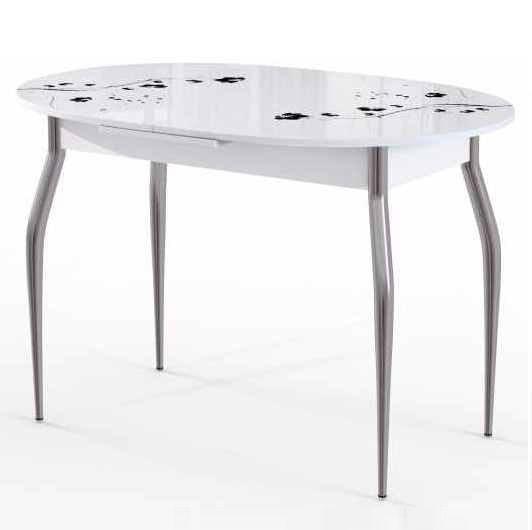 Стол Фелиция белый (с микролифтом) (фото)