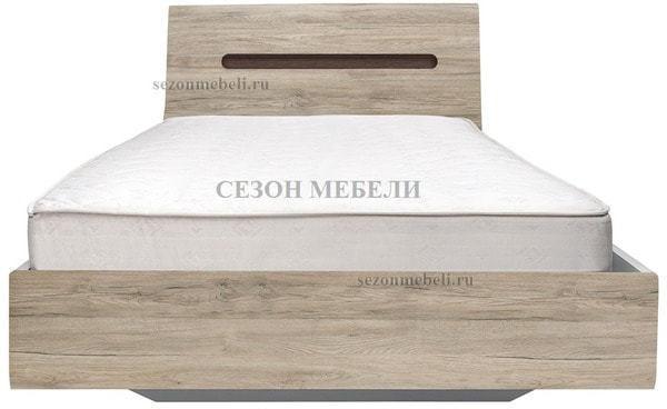 Кровать Ацтека LOZ90/140/160/180х200 дуб санремо