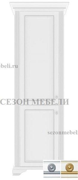 Шкаф 1-дверный Вайт 2D (фото)