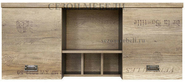 Шкаф навесной Малкольм SFW2D (фото)