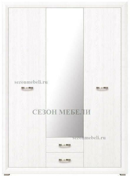 Шкаф 3-дверный Мальта (Malta) SZF3D2S (фото)