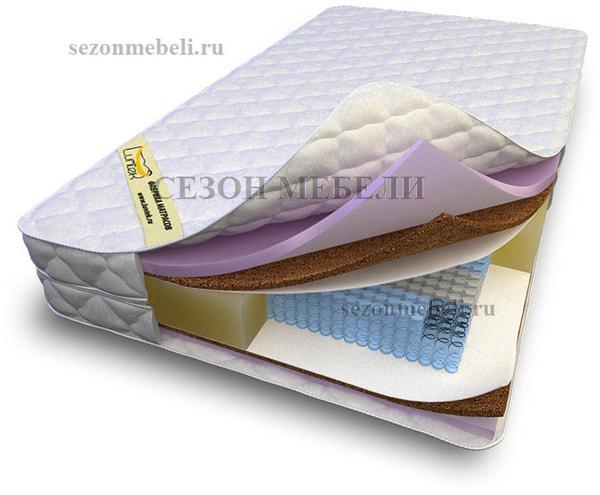 Матрас Medium Econom MultiZone 625 (фото)