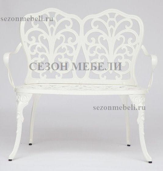 Скамья Symphonie (Симфония) Белый (фото)