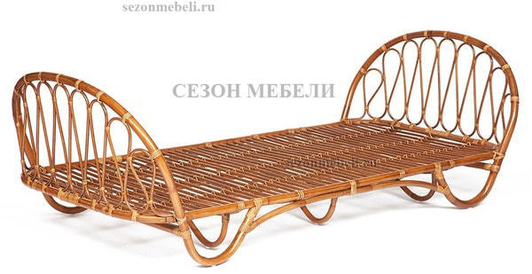 Кровать Suzane (mod. 18 5090 DB SP) (фото)