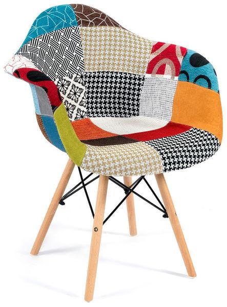 Кресло Secret De Maison CINDY SOFT (EAMES) (mod. 101) Синди Софт Мультиколор (фото)