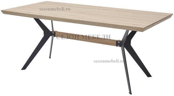 Стол VIKING 180 Дуб беленый винтажный (фото)
