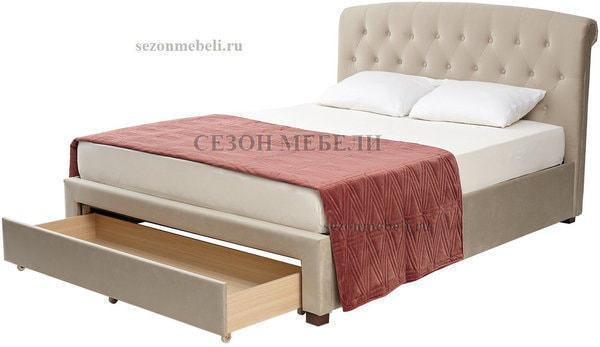 Кровать Sweet Natalia (с ящиком) (фото)