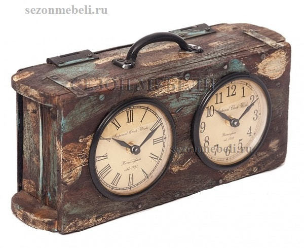 Часы Bi-clock (FS-1512) (фото)
