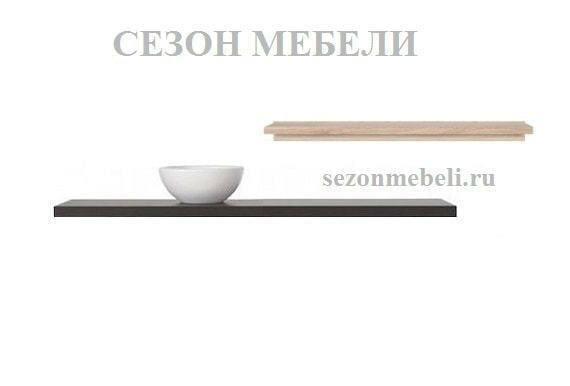 Полка Каспиан POL/100 дуб сонома (фото)