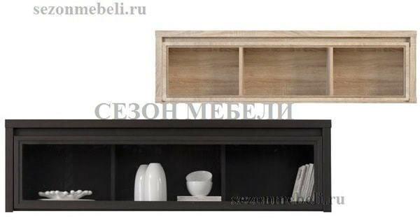 Шкаф навесной Каспиан SFW1W/140 дуб сонома (фото)