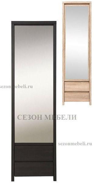 Шкаф Каспиан SZF1D2SP дуб сонома (фото)