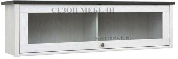 Полка витрина Порто SFW1W (фото)