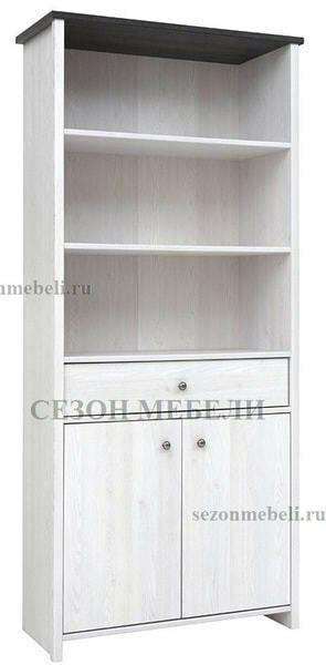 Шкаф комбинированный Порто REG2D1S (фото)