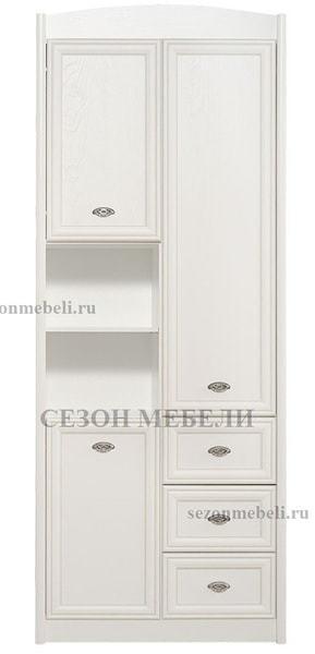 Шкаф комбинированный Салерно REG3D3S (фото)