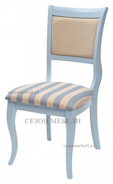 Стул TS BIANCA, BLUE, FABRIC F7-8/10 (BI-SC(B)) (фото)
