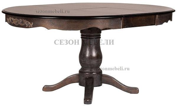 Стол Parisa (PA-T6EX) Antique walnut (фото)