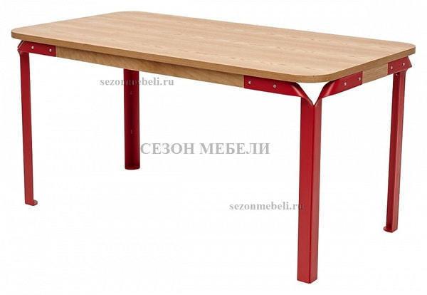 Стол APSARAS красный (фото)