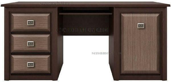 Стол письменный Коен BIU/170 венге магия/ штрокс темный