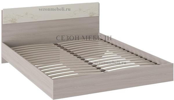 Кровать двуспальная Мишель (фото)