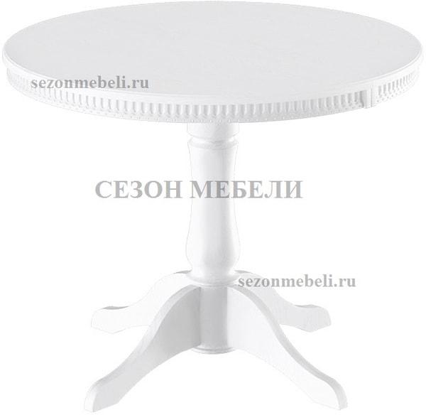 Стол Орландо Т1 (Белый матовый) (фото)