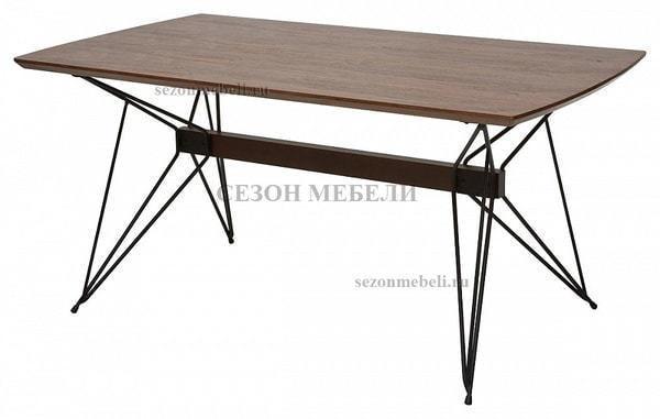 Стол ALICE 160 см орех (фото)