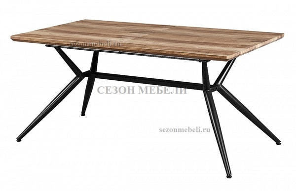 Стол ROOK DT779 160 OAK дуб (фото)