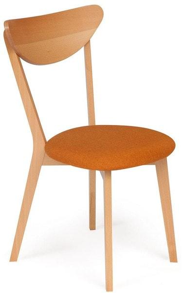 Стул MAXI orange Buk (Макси) Оранжевый (Бук) (фото)