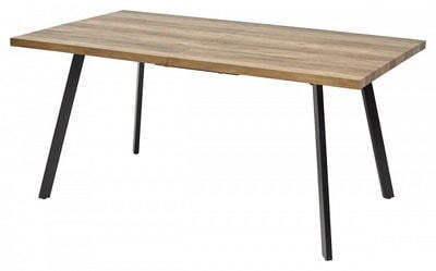 Стол BRICK-2 120 Дуб #31014K (фото)