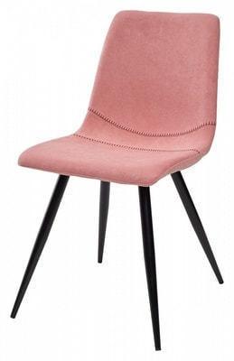 Стул PADOVA UF860-05B розовый, ткань (фото)