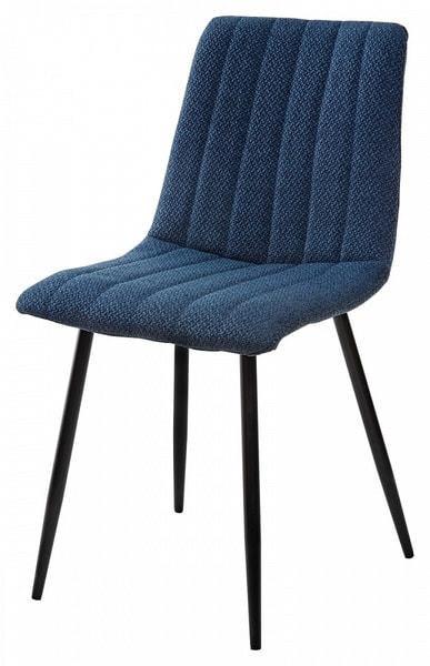 Стул DUBLIN TRF-06 полночный синий, ткань (фото)
