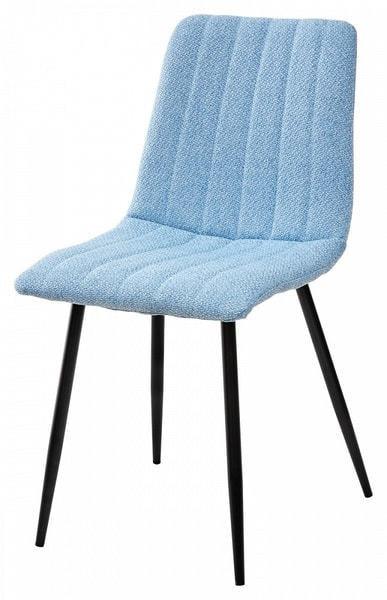 Стул DUBLIN TRF-10 небесно-голубой, ткань (фото)