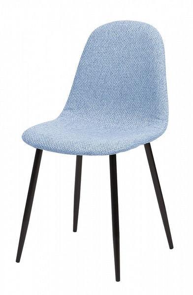 Стул MOLLY TRF-10 небесно-голубой, ткань (фото)