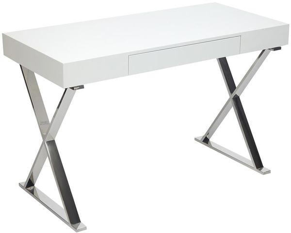 Стол письменный Lazetti (mod. EWD-HS01) Белый (фото)