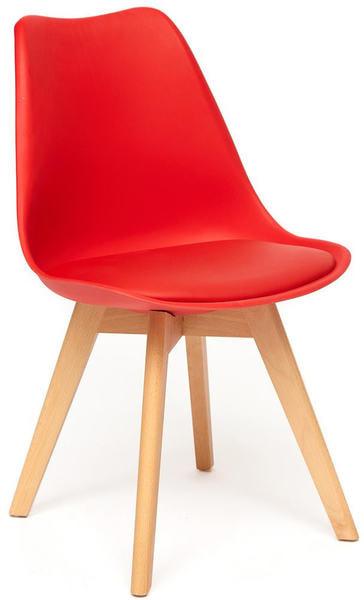 Стул Secret De Maison Tulip (mod. 73) Красный (фото)