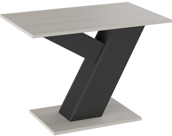 Стол обеденный Рейн Тип 1 (Фон черный/ Каттхилт) (фото)