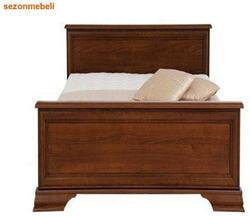 Кровать Кентаки LOZ90x200 каштан
