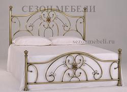 Кровать Elizabeth (Элизабет) ан.9701 античная медь